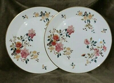 """UNUSED Royal Albert China Garden Bone China 10.5"""" Dinner Plate - More Available"""