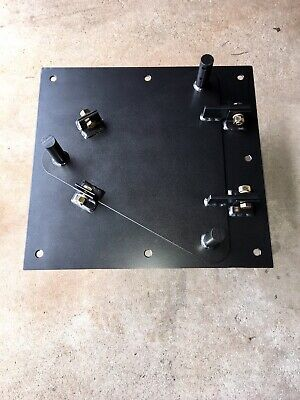 HAM RADIO Hinged Base plate Compatible with Rohn 45G tower sections