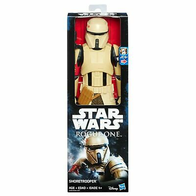Star Wars Rogue One Shoretrooper 12 inch Figure - box has been squashed abit