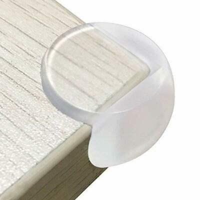 12 Round Soft Corner Protectors Baby & Child Furniture Protection Corner Guards