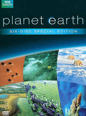 NEW SEALED! Planet Earth The Complete Collection DVD 2011, 6 Set Special Edition