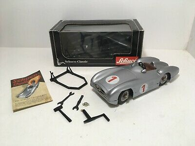 Scuco Germany Replica Studio Iii 01640 Mercedes W 196 Racer Silver Mib