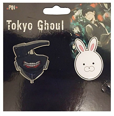 -Tokyo Ghoul - Mask Pin (Us Import) Acc New