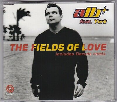 atb feat. York - The Fields Of Love - CD (6 x Track BANG0049 Australia)