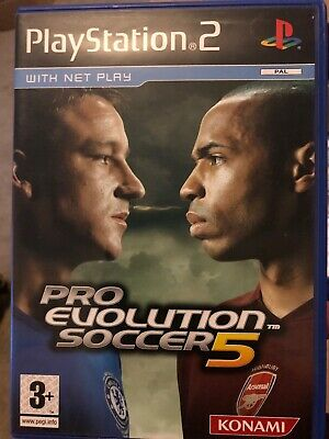 PRO EVOLUTION SOCCER 5 (PS2) VideoGames - £1 69 | PicClick UK