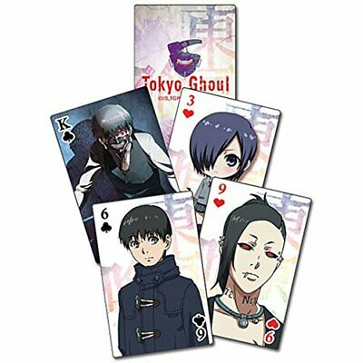-Tokyo Ghoul - Sd Tokyo Ghoul Playing Cards (Us Import) Acc New