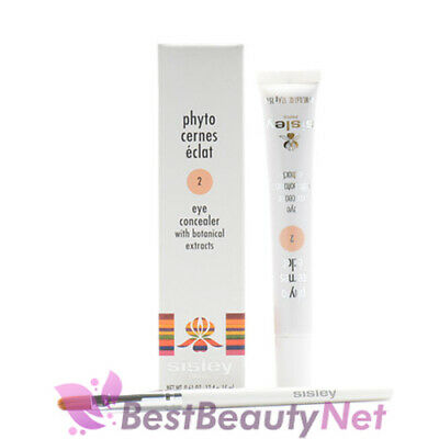 Sisley Phyto Cernes Eclat Eye Concealer With Botanical Extracts #2 0.61oz / 15ml