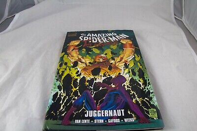 Real Photos! The Amazing Spider-Man: The Gauntlet Vol. 4 Juggernaut Roger Stern