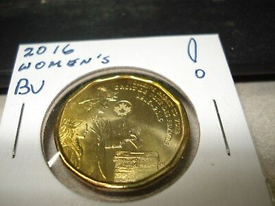 2016 Women's Vote - Canada - Brilliant Uncirculated Loonie - Canadian Dollar
