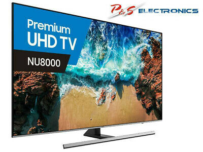 "Samsung 65"" Premium 4K Uhd Smart Led Tv - Ua65Nu8000"