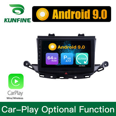 Android 9.0 Car Stereo GPS Player Navigation for Buick Verano/GS 2015 Radio