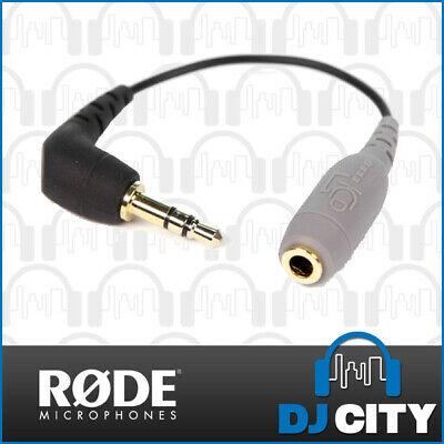 RODE SC3 TRRS to TRS Adapter Cable for SmartLAV and SmartLAV+ Lapel Microphones