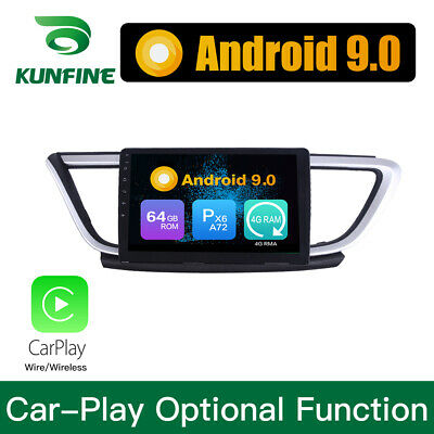 Android 9.0 Car Stereo GPS Player Navigation for Buick Excellext 2015-2017 Radio