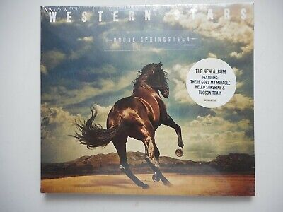 Neu In Ovp! Bruce Springsteen: Western Stars, 13 Top-Tracks