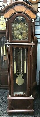 Battery Operated Westminster Grandfather Clock