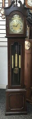 Chain-Driven Grandfather Clock with Westminster Chime