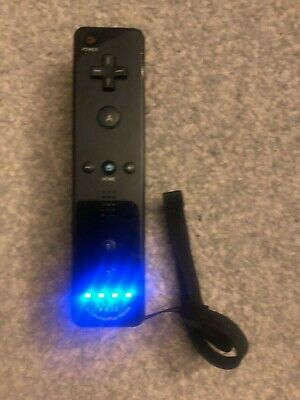 Official Nintendo Wii & Wii U Remote Plus Controller Motion Plus Inside Black