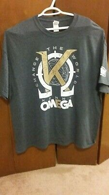 Kenny Omega Wrestling T Shirt. AEW DOUBLE OR NOTHING  3XL NEW. Bought at event.
