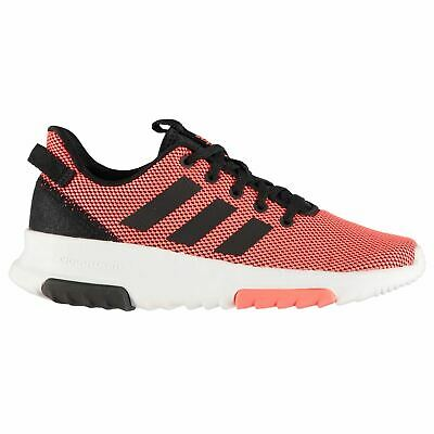 adidas Kids Cloudfoam Racer Childrens Sports Shoes Trainers Pumps Sneakers