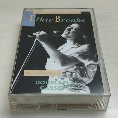 Elkie Brooks The Collection Collector Series Album On Cassette Tape Fully Tested