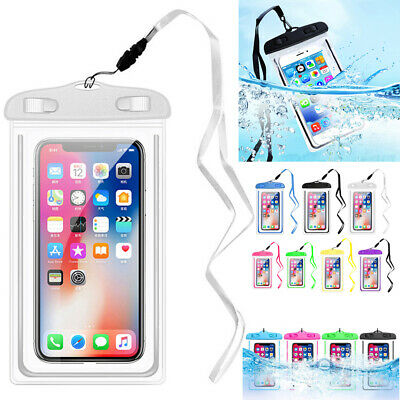 30M Underwater Waterproof Case Cover Bag Dry Pouch For iPhone X Samsung A50 A70
