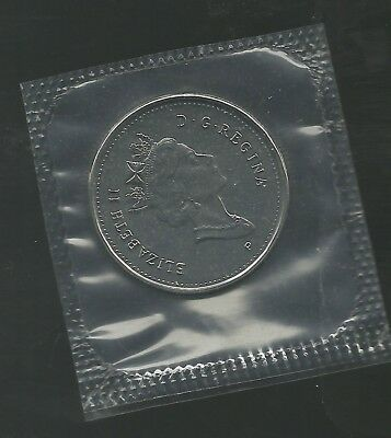 2003 P 25 Cents Old Effigy Sealed Brilliant Uncirculated PL Proof Like