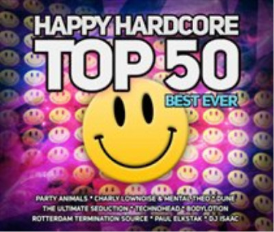 Various Artists-Happy Hardcore Top 50 (US IMPORT) CD NEW