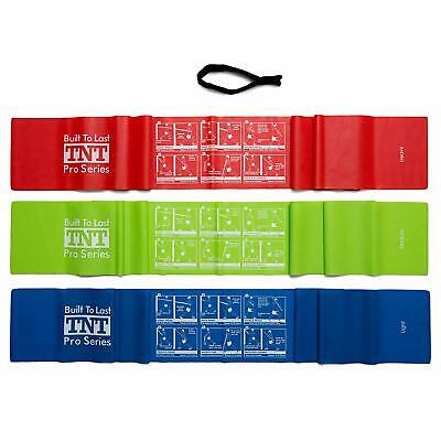 Resistance Bands | Heavy Duty Exercise Fitness Loop Set for Gym Stretch