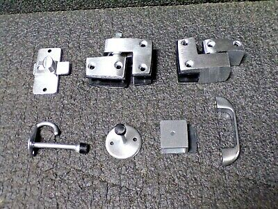 GLOBAL PARTITIONS Slide Latch Use W//Plastic Partition 40-8512899
