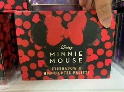 NEW DISNEY MINNIE MOUSE EYESHADOW & HIGHLIGHTER PALETTE PRIMARK Makeup Beauty