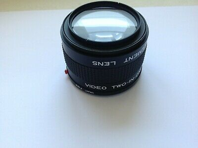Jessops 4Element Lens & Video Two-In-One Converter