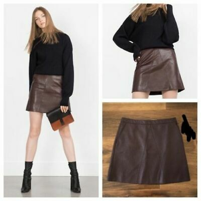 25afd5569fd180 JUPE SEXY SIMILI cuir leather skirt - EUR 5,95 | PicClick FR