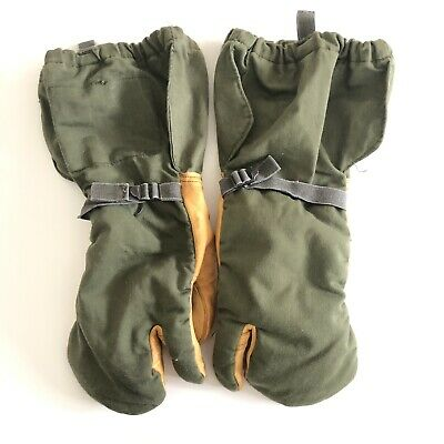 US Army Trigger Finger Mittens Type