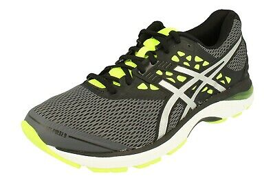 ASICS GEL PULSE 8 homme neon yel Noir Course Running