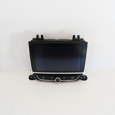 Opel Mokka X Sat Nav Navigation Display Screen 42498391 2016