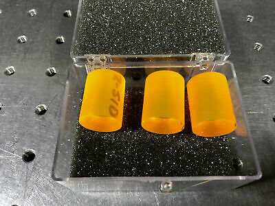 Polymer Laser Dye Cell Convert Q-Switched 532nm to 585nm Yellow ConBio Continuum