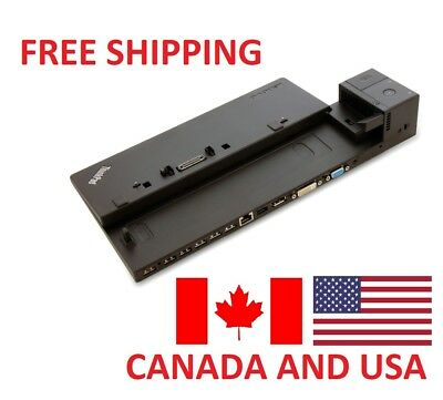 Lenovo  Pro Dock Docking Station T440 T450 T460 T540 40A1