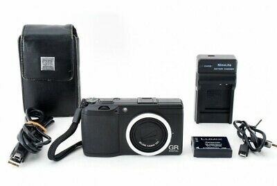 RICOH GR II Digital Camera Black VV - $815 20 | PicClick AU