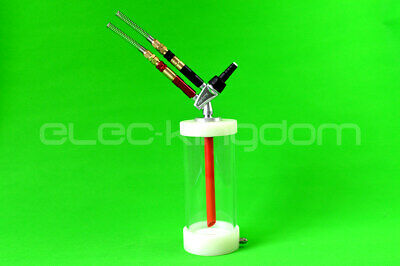 Fluidization hopper cup with IG06 pump and non-ruturning valve for spray gun