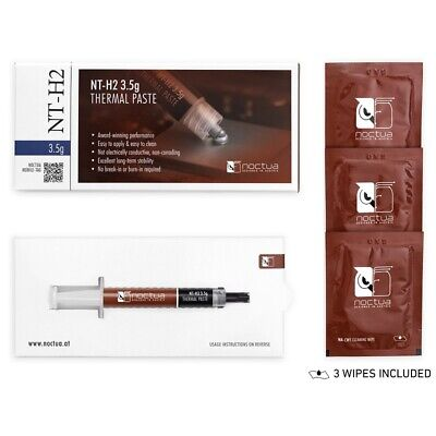 Noctua NT-H2 Thermal Compound 3.5 Gram Tube Premium CPU/GPU Cooling Paste