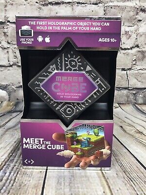 MERGE CUBE ARC-01 AR/VR Holograms