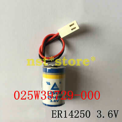 For 025W39729-000 York Central Air Conditioning Motherboard Battery 3.6V