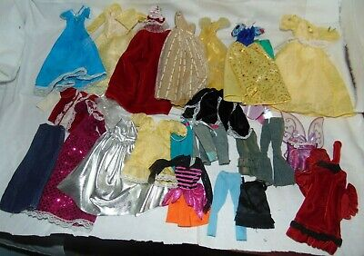 Doll Clothes Lot Fits Barbie or Like Sized Dolls