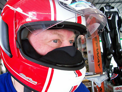 ARAI Helm PRO BREATH MASK Deflector Atemabweiser Racing groß