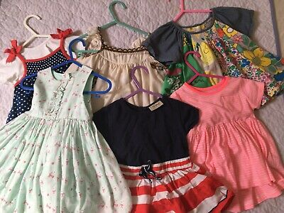 Bundle Of 6 Baby Girl Next Dresses 3-6 Months