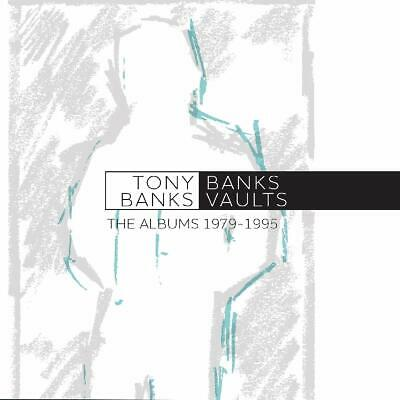 TONY BANKS Banks Vaults The Albums 1979 - 1995  7xCD/1xDVD SET NEW (19TH JULY)