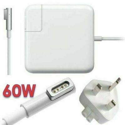 "60W AC Adapter Power Charger for Apple Macbook Pro Mag Safe 1 13"" A1181 A1185"