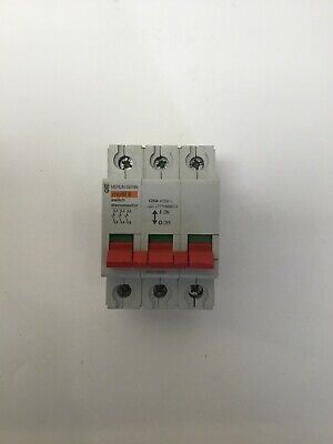 Merlin Gerin 125Amp Isolator 3Pole 3Phase Switch Disconnector Mgi1253N (Mg98)