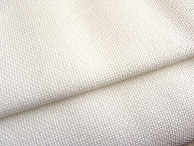 Antique White Lugana 25 Count Zweigart even weave fabric - various size options