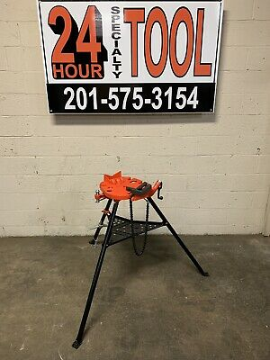 """RIDGID 36278 Portable Chain Vise 1/8"""" to 12"""" Works With 460 450 300 700 141 161"""
